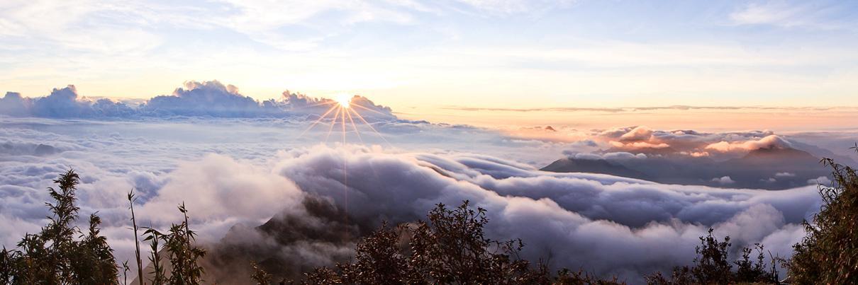 Kết quả hình ảnh cho biển mây Fanxipan