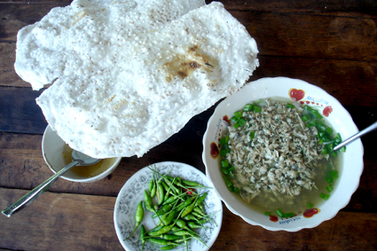 Quán Bánh Xèo Quảng Ngãi Ngon Quận Gò Vấp