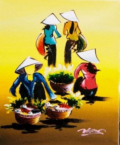 Họa sĩ Nguyễn Phúc Nguyên (Hội An)