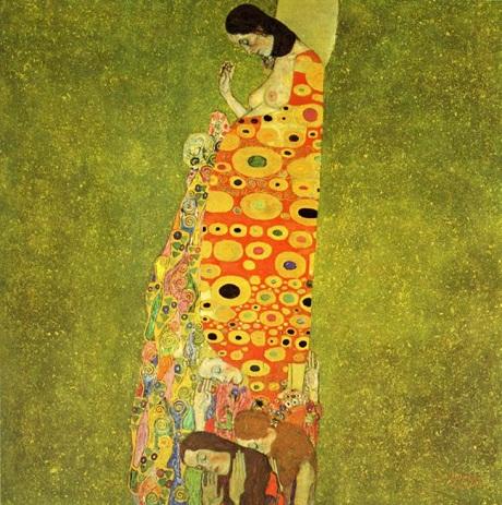 Gustav Klimt – Bức Hope (1908)