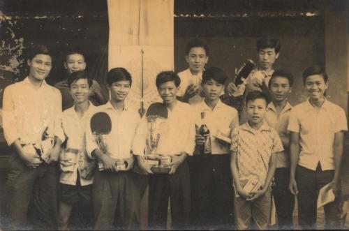 9-Vo dich hoc sinh tinh Binh Dinh 1960