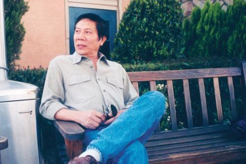 Chân dung nhà văn Nguyễn Xuân Hoàng