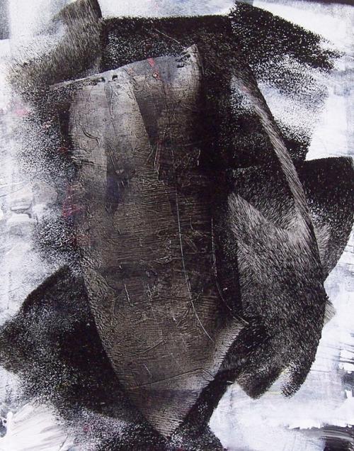 NEWEL HUNTER, họa sĩ người Mỹ theo chủ nghĩa biểu hiện trừu tượng đương đại.