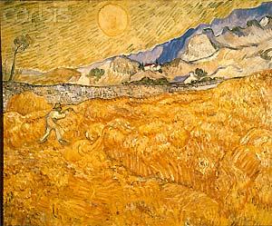 Tranh của Van Gogh.
