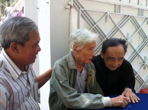 Anh Trần Bảo Định, Thầy Lý Chánh Trung, Thầy Nguyễn Khắc Dương