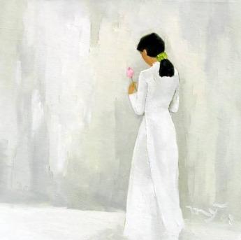 Tranh Hà Huỳnh Mỹ