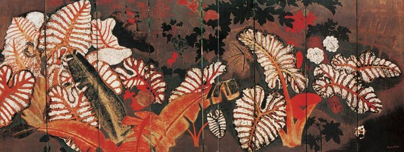Tranh Nguyễn Gia Trí.
